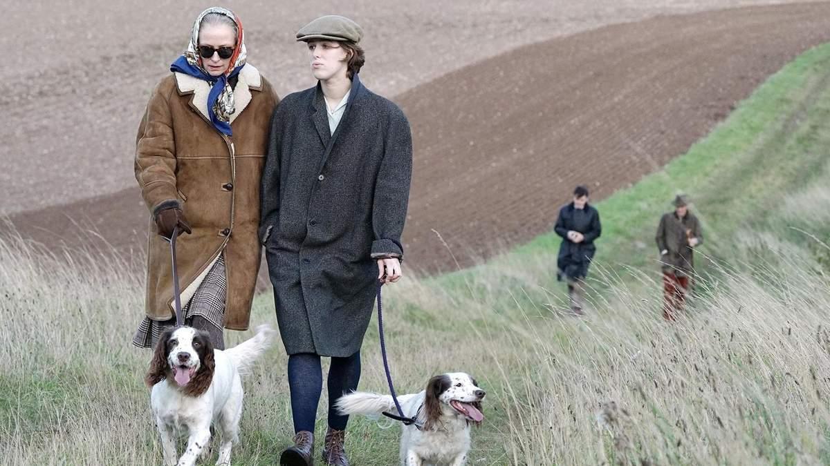 Собаки Тільди Свінтон стали лауреатами премії Palm Dog