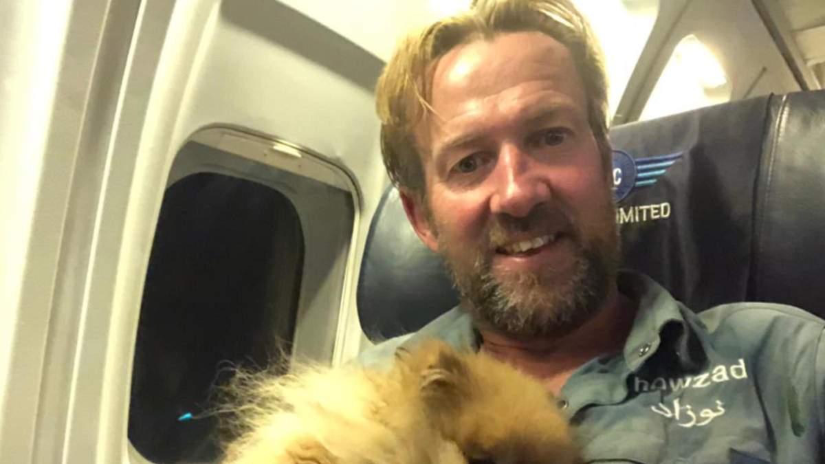 Британця та його 200 собак і кішок евакуювали з Афганістану: що відомо про притулок - Pets