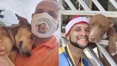 Во время работы делает селфи с животными: чем известен бразильский почтальон