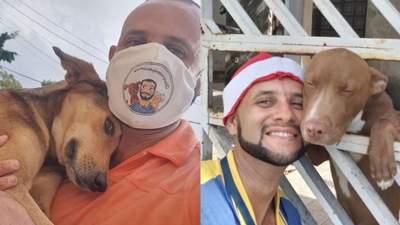 Під час роботи робить селфі з тваринами: чим відомий бразильський листоноша