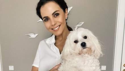 Собачка Насти Каменских: милая и игривая Мими